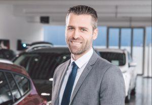 Koen Verest komt fleetteam bij Ford uitbreiden