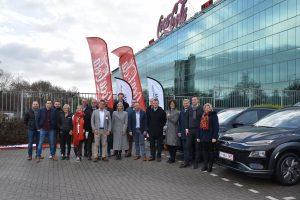 Coca-Cola European Partners Belgium zet in op elektrisch dankzij Hyundai en Arval