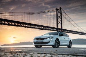 Test Peugeot 508 SW: pure verleiding
