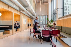 Les espaces de coworking 'Spaces' s'installent à Bruxelles