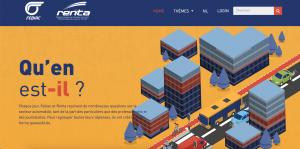 Quenestil.be une plateforme lancée par Renta et Febiac pour répondre aux questions concernant l'automobile