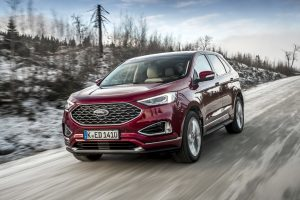 Ford Edge 2.0 EcoBlue-biturbodiesel: Minder brandstof en gezonde werklust
