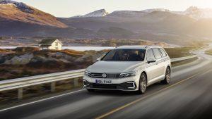 Volkswagen Passat: technische en geconnecteerde update gericht op bedrijven