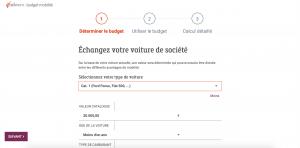 SD Worx lance un outil de simulation en ligne pour le budget mobilité