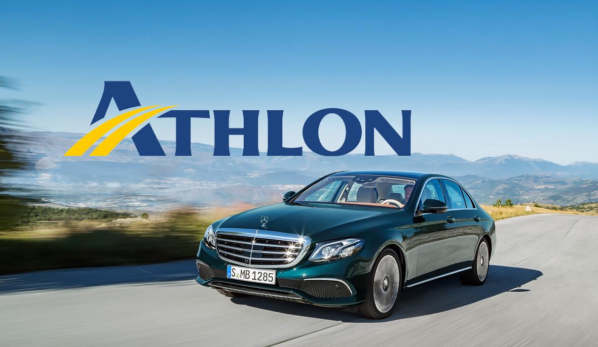 Athlon Car Lease International
