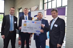 Q8 brengt in samenwerking met XXImo en Visa eigen mobiliteitskaart op de markt