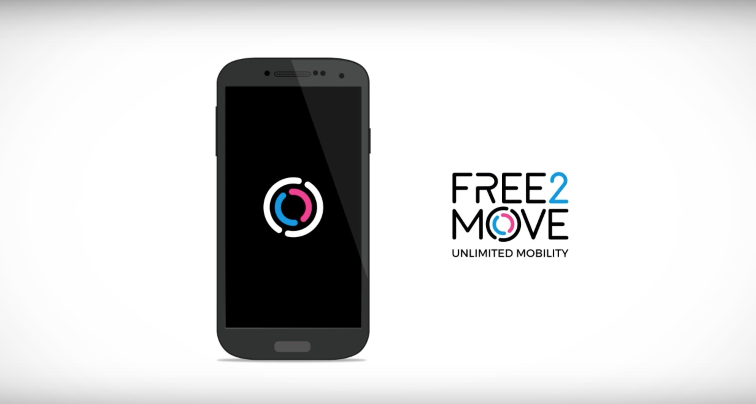 le groupe psa lance une appli globale de mobilit free2move link2fleet for a smarter mobility. Black Bedroom Furniture Sets. Home Design Ideas
