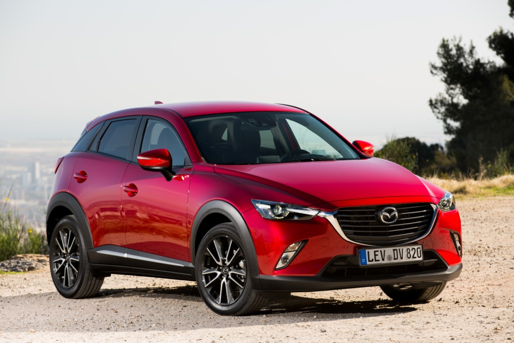 test du mazda cx 3 flirter avec la car policy link2fleet for a smarter mobility. Black Bedroom Furniture Sets. Home Design Ideas