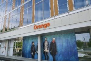 La facilité d'utilisation de l'euroShell Card a séduit Orange