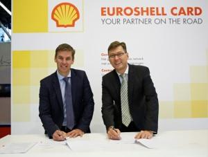 TomTom Telematics en Shell willen samen ecologische voetafdruk vloten verkleinen