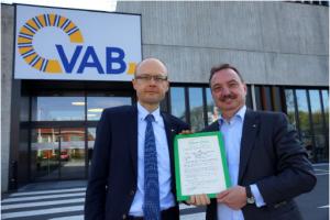 VAB offre une assistance dépannage dont la durabilité peut être démontrée