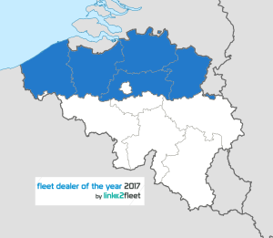 Fleet Dealer of the Year: alle finalisten (regio Vlaanderen)