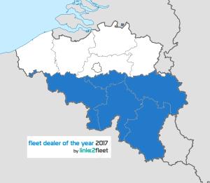 Fleet Dealer of the Year: les finalistes (région Wallonne)