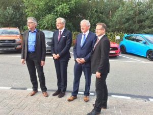 Ford investeert 26,5 miljoen Euro in Lommel Proving ground