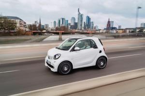 Smart lanceert pittige Brabus versies