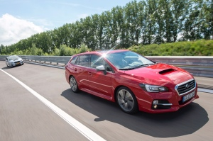 Subaru Levorg: Veiligheid bovenalles