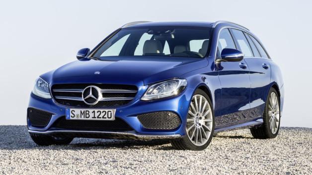 Mercedes C Break C250 Bluetec Premium Break Met Nederige Co2