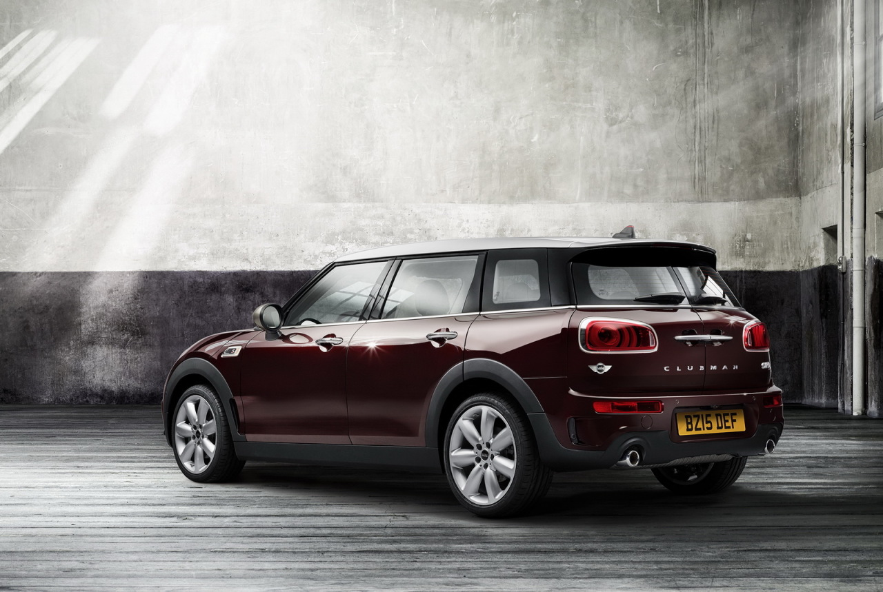 essai mini clubman 2015 une mini maximis e link2fleet for a smarter mobility. Black Bedroom Furniture Sets. Home Design Ideas