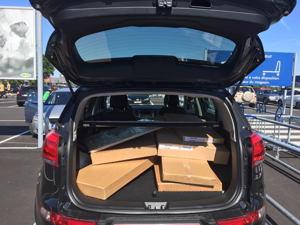 une semaine au volant de la kia sportage 1 7 crdi 115 ch link2fleet for a smarter mobility. Black Bedroom Furniture Sets. Home Design Ideas